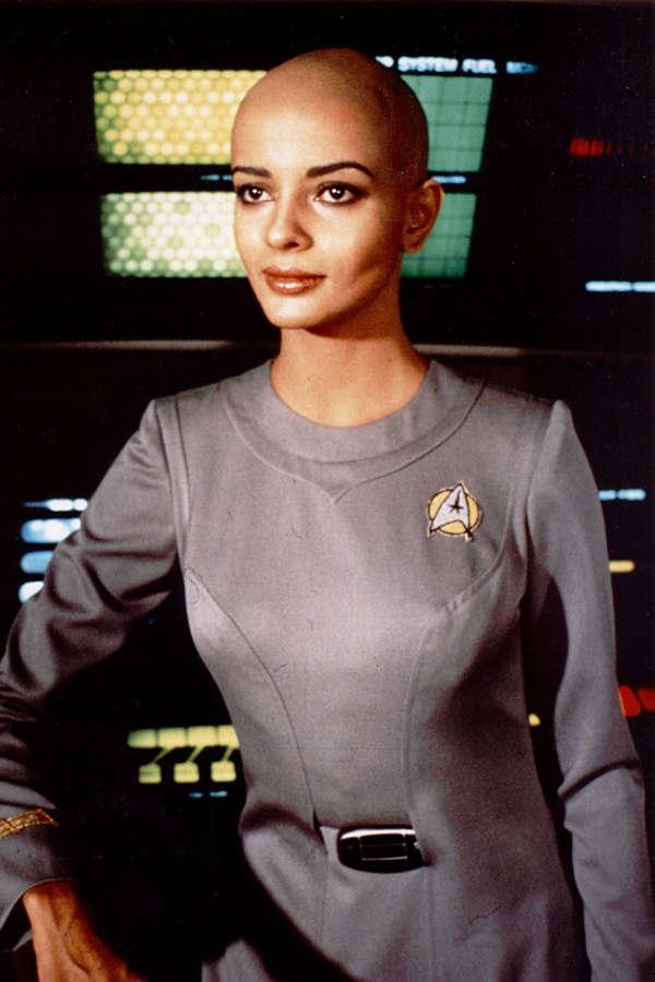 Persis Khambatta in Star Trek: The Motion Picture