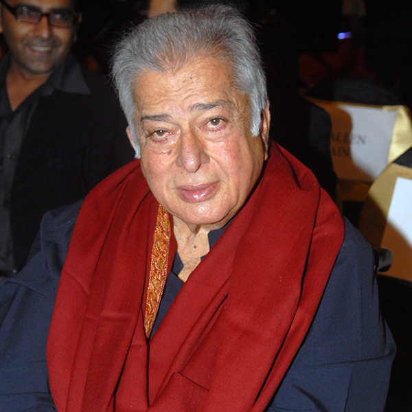 Shashi Kapoor during an event