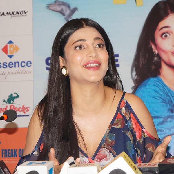 Shruti Haasan promotes Behen Hogi Teri