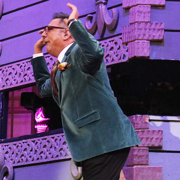 Judge Boman Irani imitates contestants