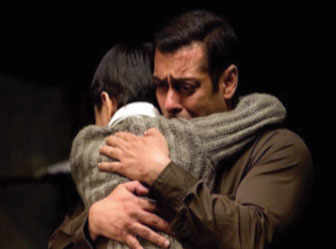 Salman doesn't need glycerine to shoot for emotional scenes
