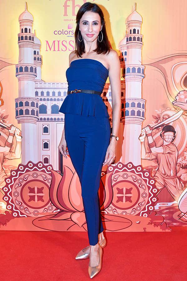 fbb Colors Femina Miss India 2017 finalists: Red Carpet
