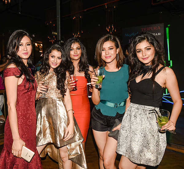fbb Colors Femina Miss India 2017 finalists: Candid Pics