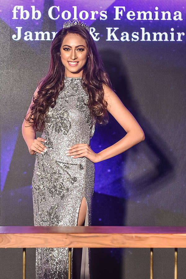 fbb Colors Femina Miss India 2017: Winners