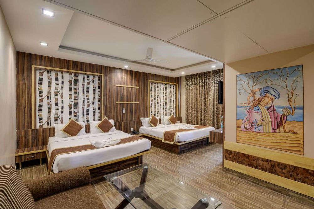 The Royal Melange Ajmer Hotel