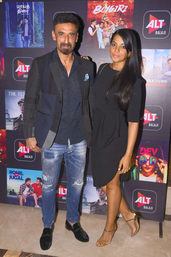 ALTBalaji: Success Party