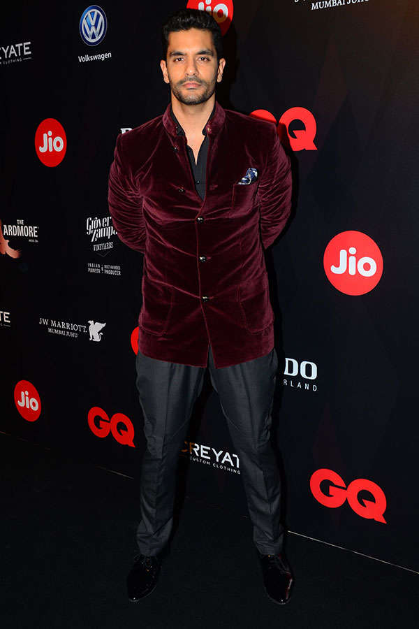 GQ India celebrates 'Best Dressed Men' of 2017