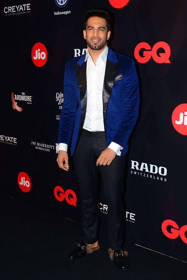 GQ India celebrates 'Best Dressed Men' of 2017