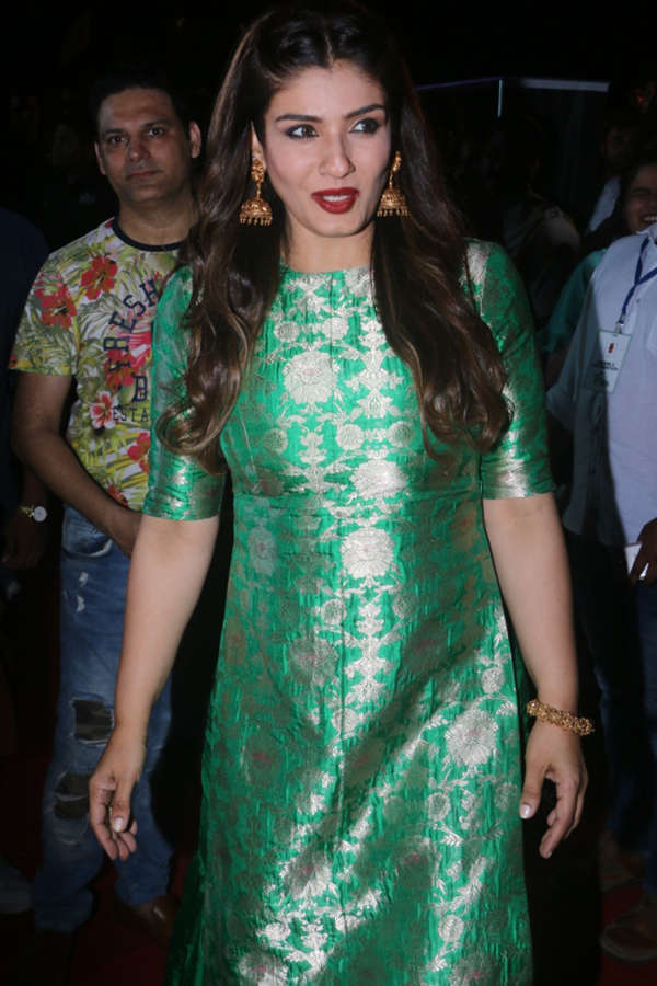 Celebrities attend World Environment Day celebrations