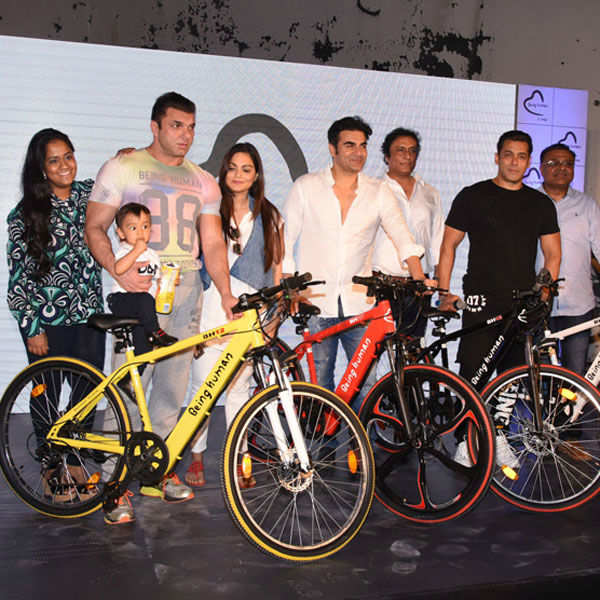 Being Human E-Cycles Launch