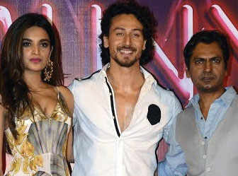 We will be in trouble if Nawazuddin Siddiqui starts dancing too, says Tiger Shroff