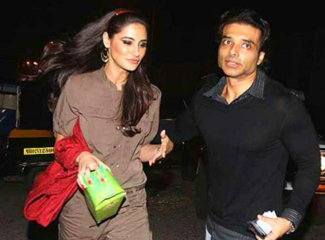 Uday Chopra and Nargis Fakhri secretly meet in an undisclosed location