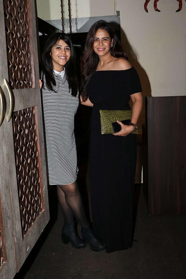 Celebs attend Ekta Kapoor's birthday party