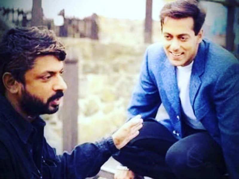 Image result for Sanjay Leela Bhansali Salman Khan
