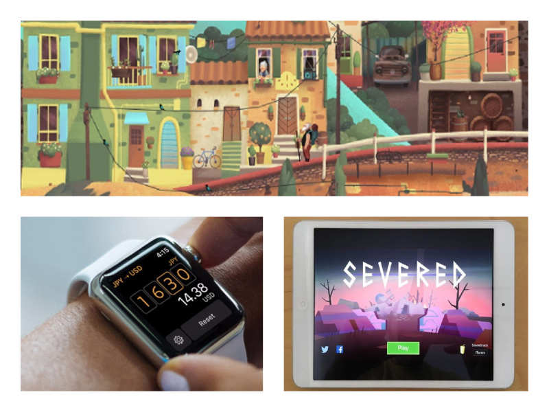 12 apps that just won Apple's most prestigious design award