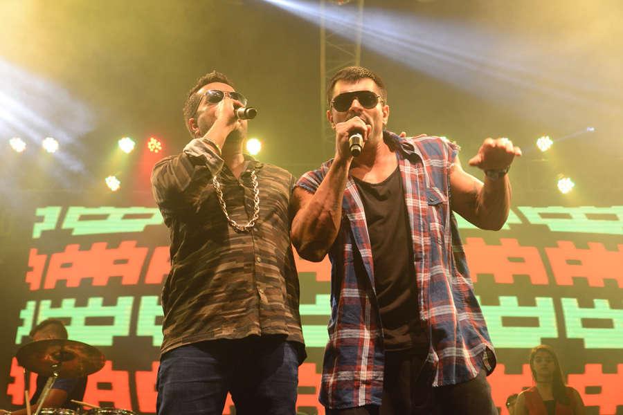 Mika Singh's '2 Shots' Song Launch Concert