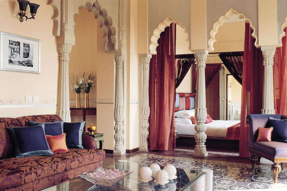 Usha Kiran Palace, Gwalior