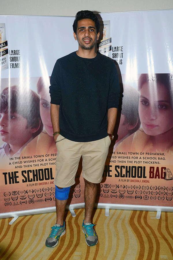 The School Bag: Screening
