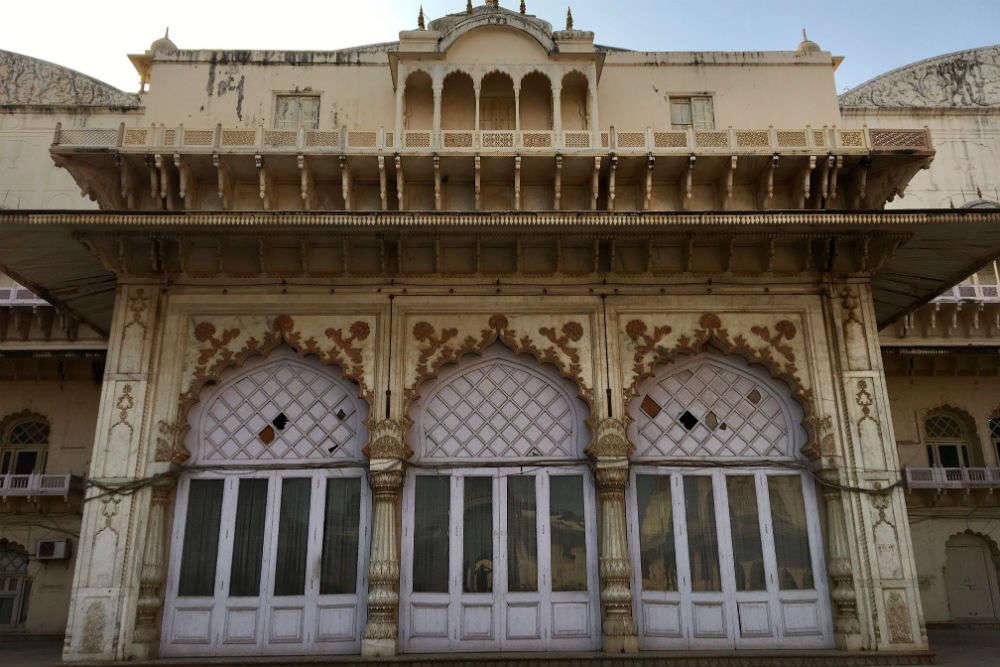 Alwar City Palace