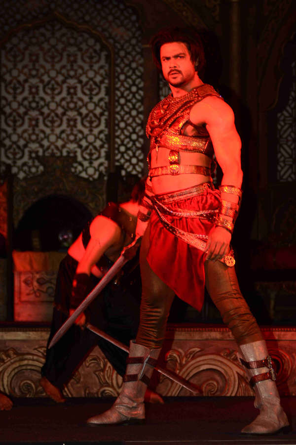 Chandrakanta: Launch