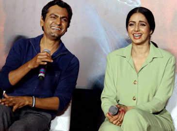 Sridevi is world's best actress for me, says Nawazuddin Siddiqui