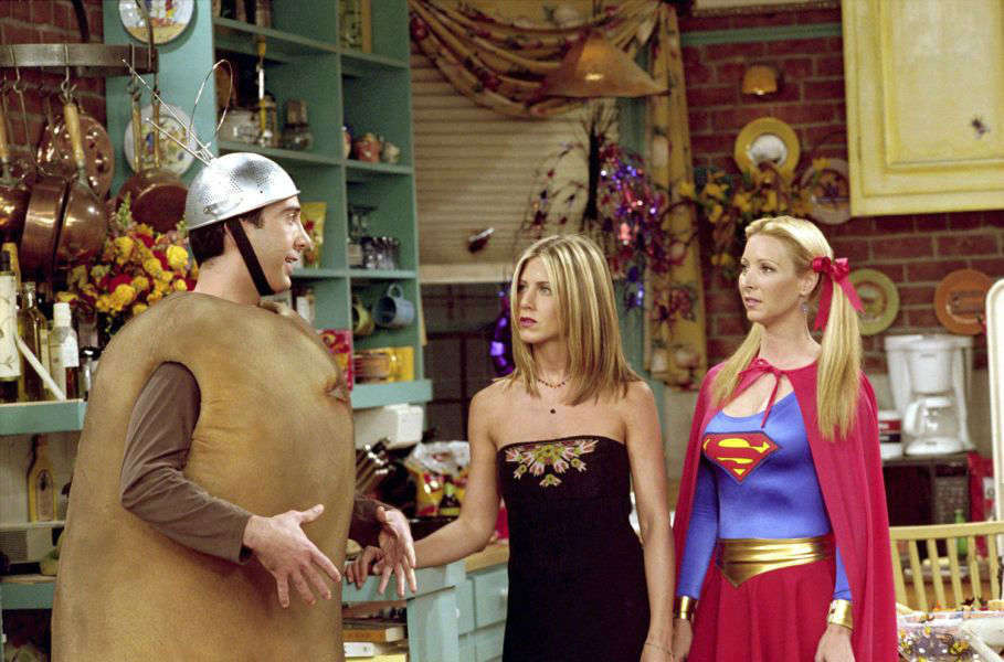 'Friends' creator slams insane Phoebe Buffay theory
