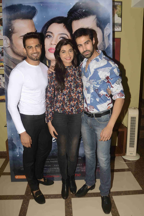 Ek Haseena Thi Ek Deewana Tha: Press Meet