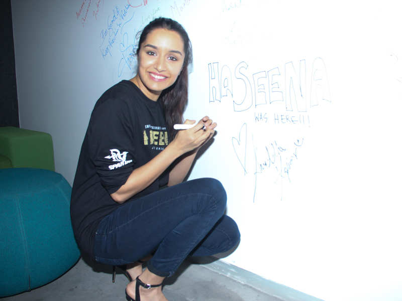 Haseena Parkar: Teaser launch