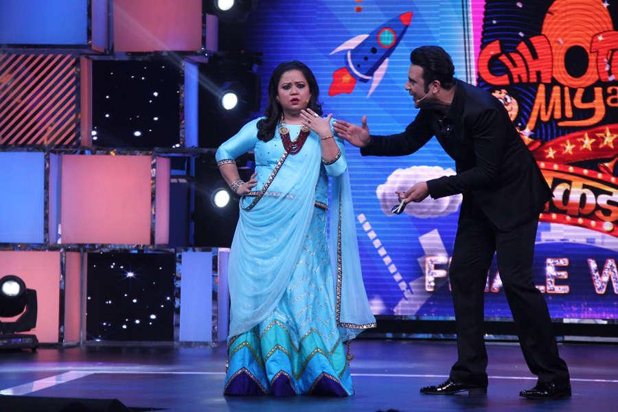 Chhote Miyan Dhaakad Season 4: On the sets