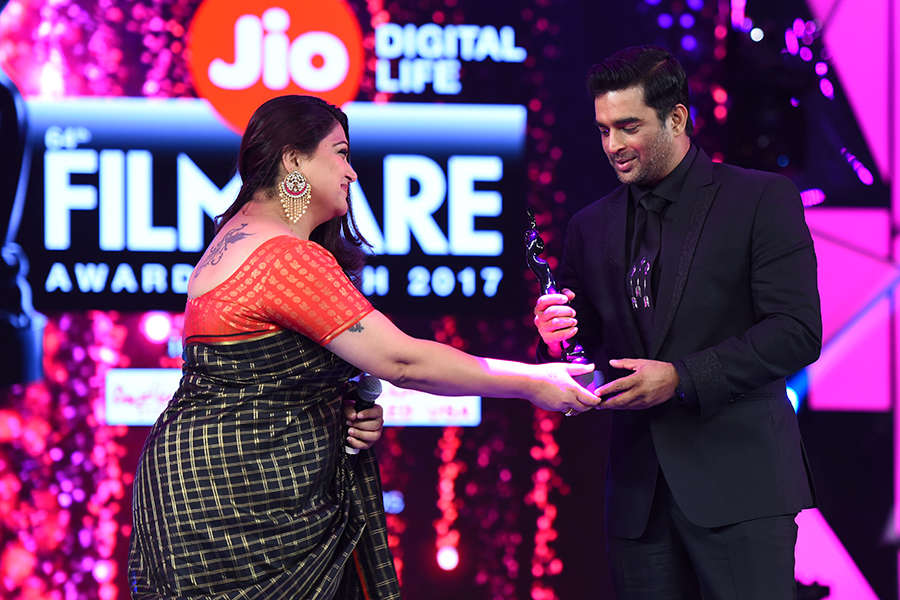64th Jio Filmfare Awards (South) : Kollywood Winners