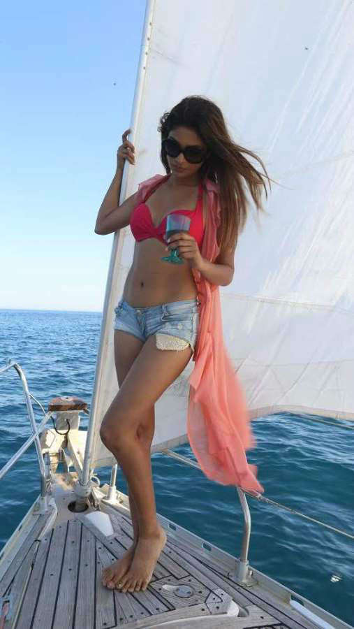 Lopamudra Raut keeps it cool as she sets the sails