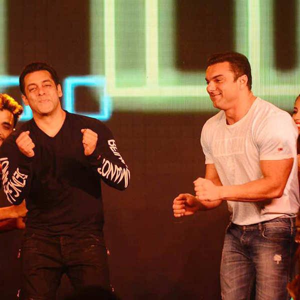 Salman Khan promotes 'Tubelight'