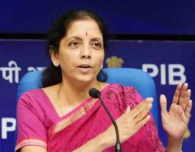 Nirmala Sitharaman Latest News And Top Stories Of Finance
