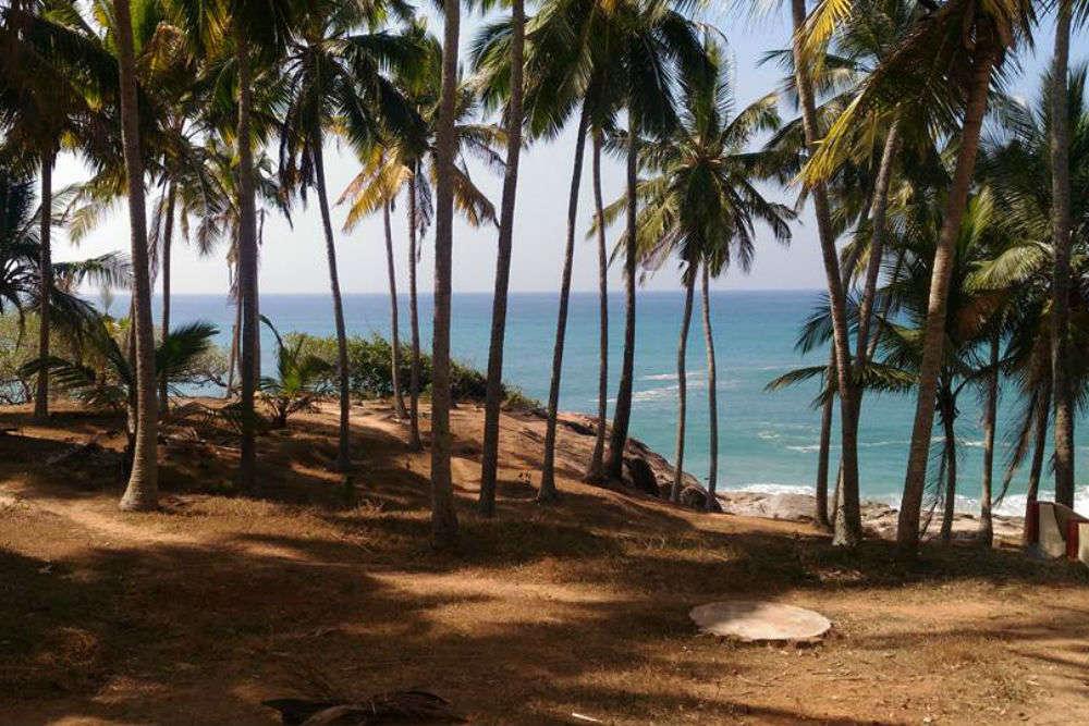 Ezhimala Beach