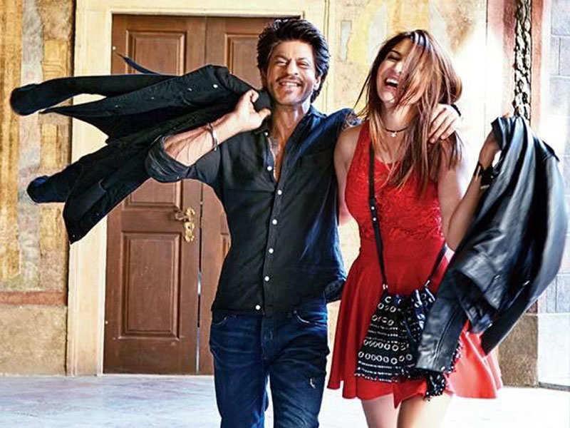 Anushka Sharma, Shah Rukh Khan are one lovely romantic
