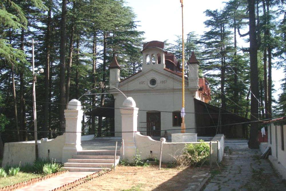 Chail Gurudwara Saheb
