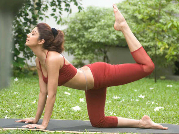 Shilpa Shetty Kundra has released her own health book