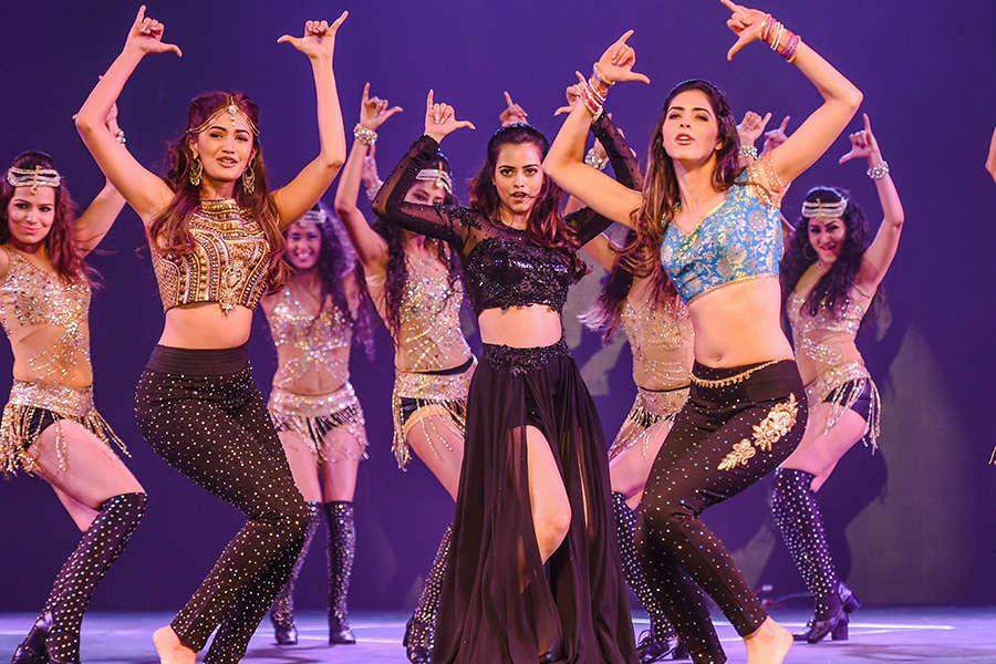 Performances at fbb Colors Femina Miss India 2017 sub contest ceremony