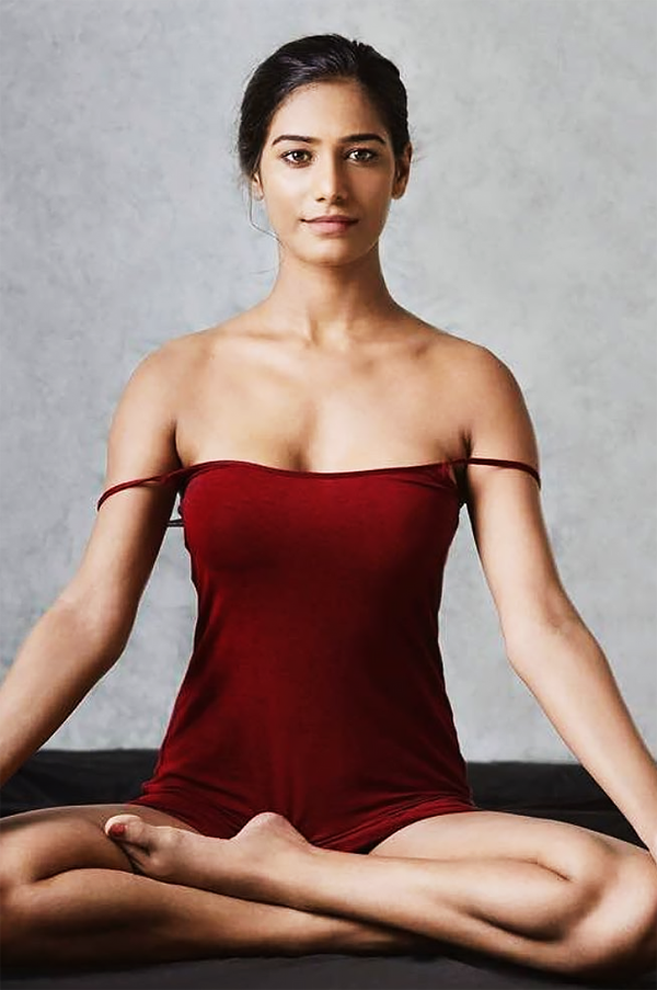Poonam Pandey gives credit to yoga