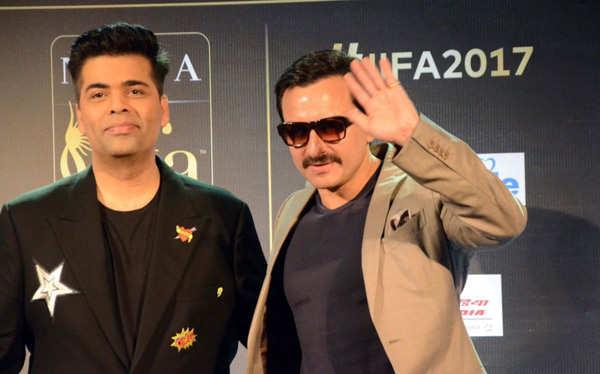 Saif Ali Khan: Bollywood is incomplete without Karan Johar