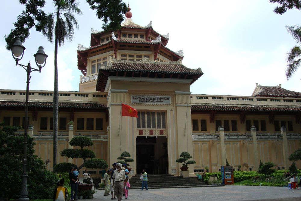 Vietnam Natural Museum of History