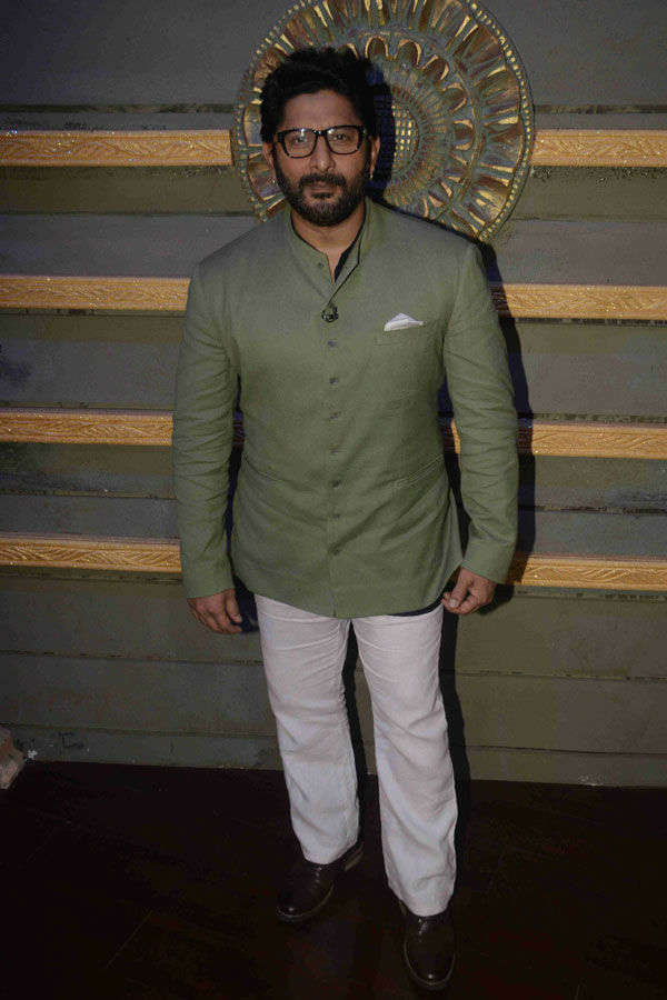 Arshad Warsi poses for the camera