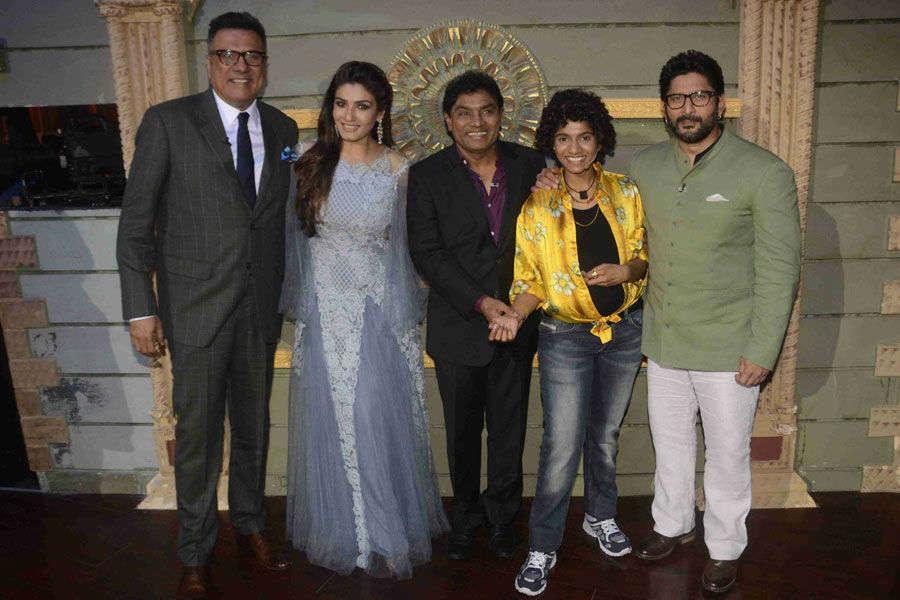 Sabse Bada Kalalkar: On the Sets