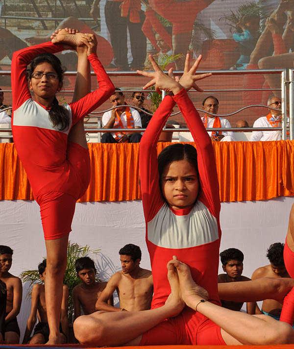 World celebrates International Yoga Day