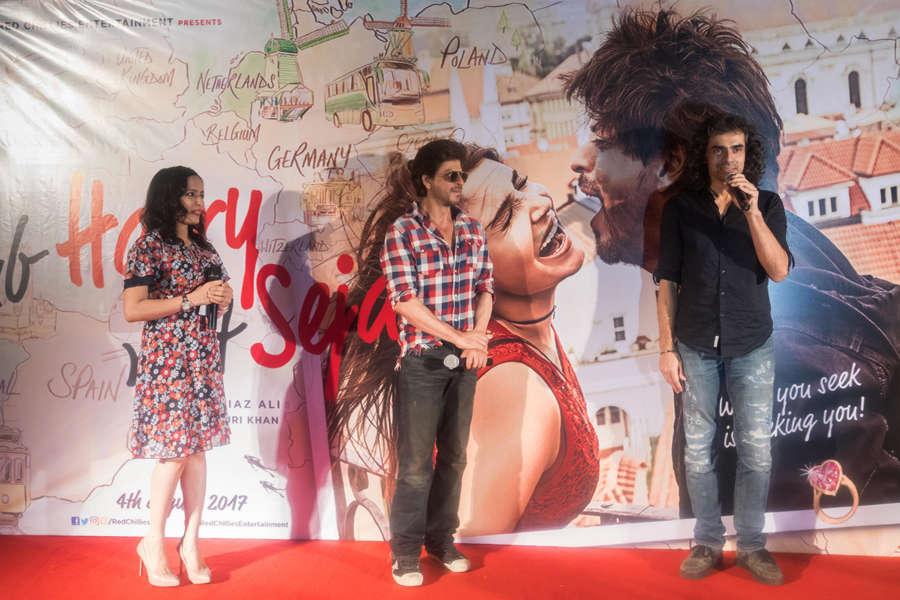Jab Harry Met Sejal: 'Radha' Song Launch