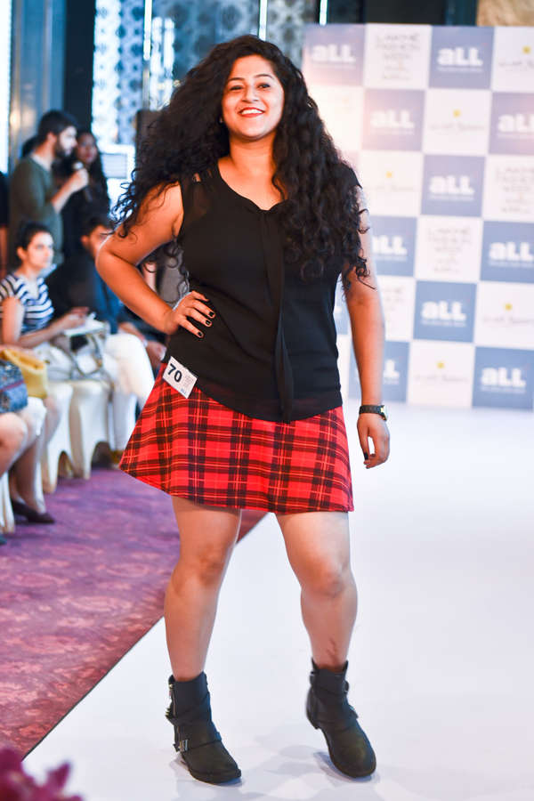 aLL- The Plus Size Stores auditions
