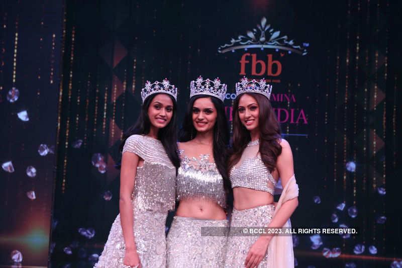 Femina Miss India 2017 Glorious Crowning Moments