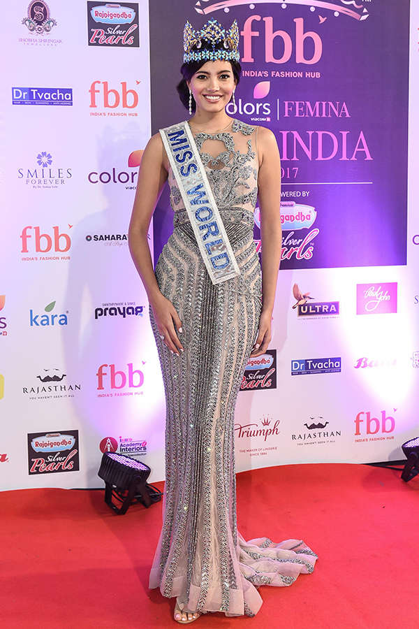 fbb Femina Miss India 2017: Best Shots