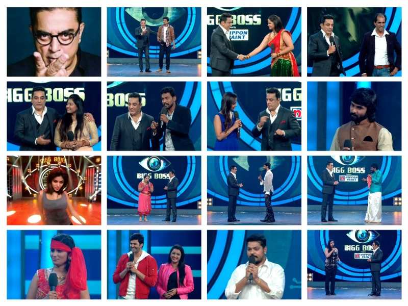 Bigg Boss Tamil - Revealed: The real contestants of Bigg Boss Tamil