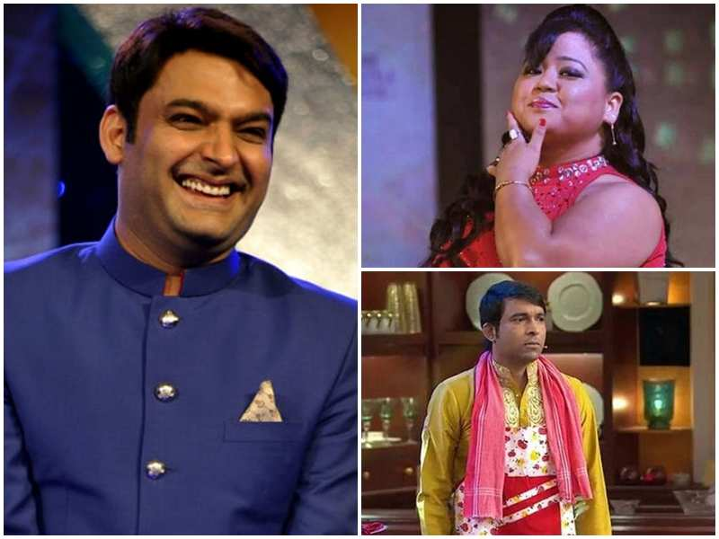 Meet the brand new team of The Kapil Sharma Show | The Times of India